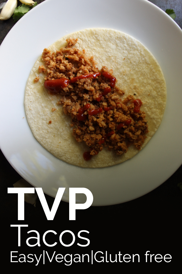 Super fast and easy vegan tacos! Just add hot water no cooking required. #vegan #plantbased #bearplate #backpacking