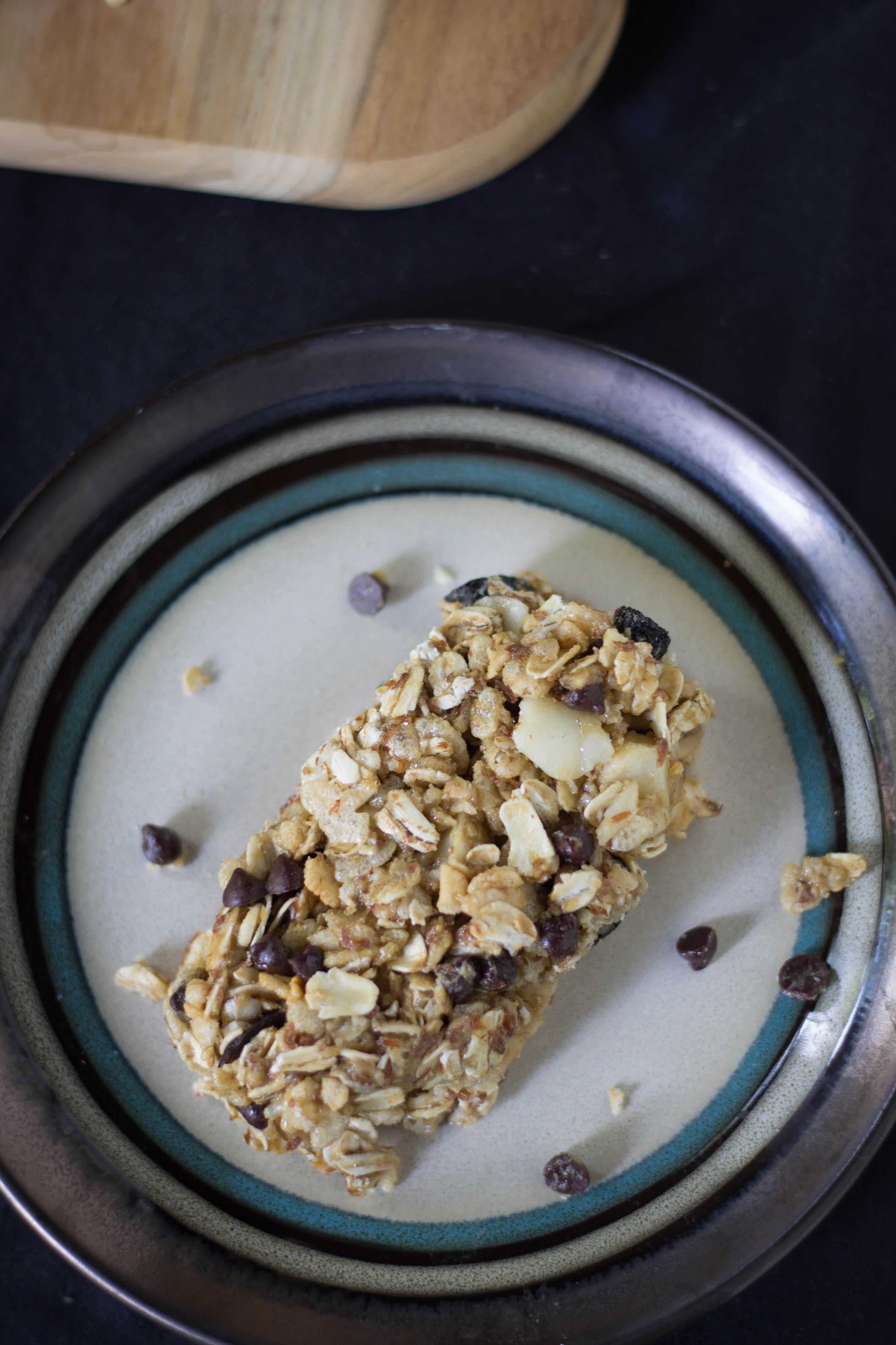 Chocolate Cherry Macadamia Nut Clif Bars