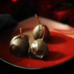 vegan chocolate covered cherries