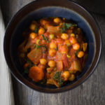 easy one pot vegan curry