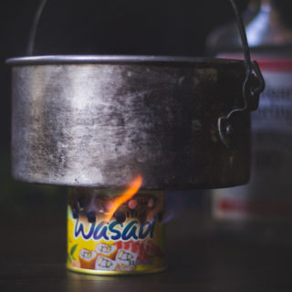 ULTRA LIGHT!!! Cat Food Backpacking Stove! An easy, lightweight, and inexpensive backpacking stove #ultralight #gear #diy #supercat #backpacking #myog #makeyourowngear
