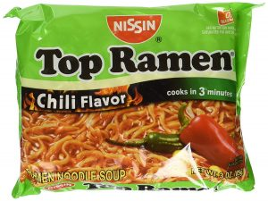 Vegan Top Ramen