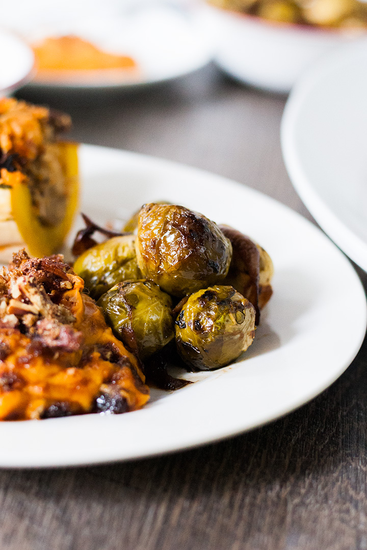 Vegan Brussels Spouts