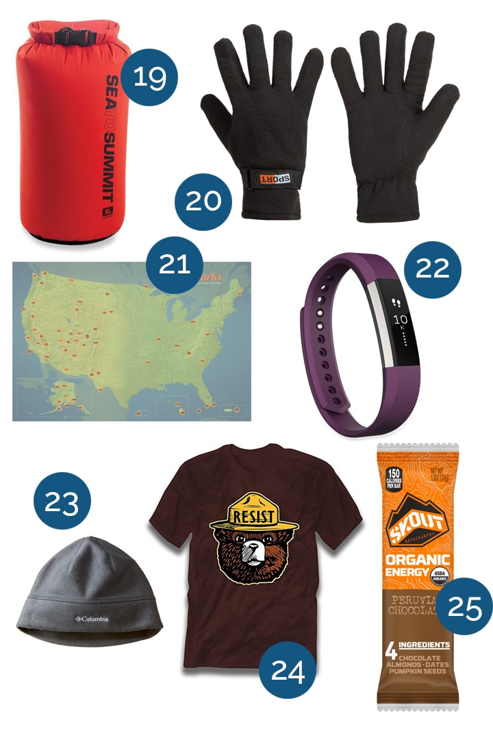 Vegan Backpacking Gifts