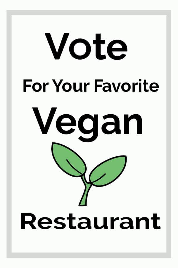 Best vegan restaurant