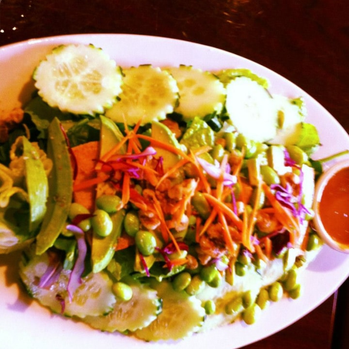 The Best Vegan Food In America Thai Vegan