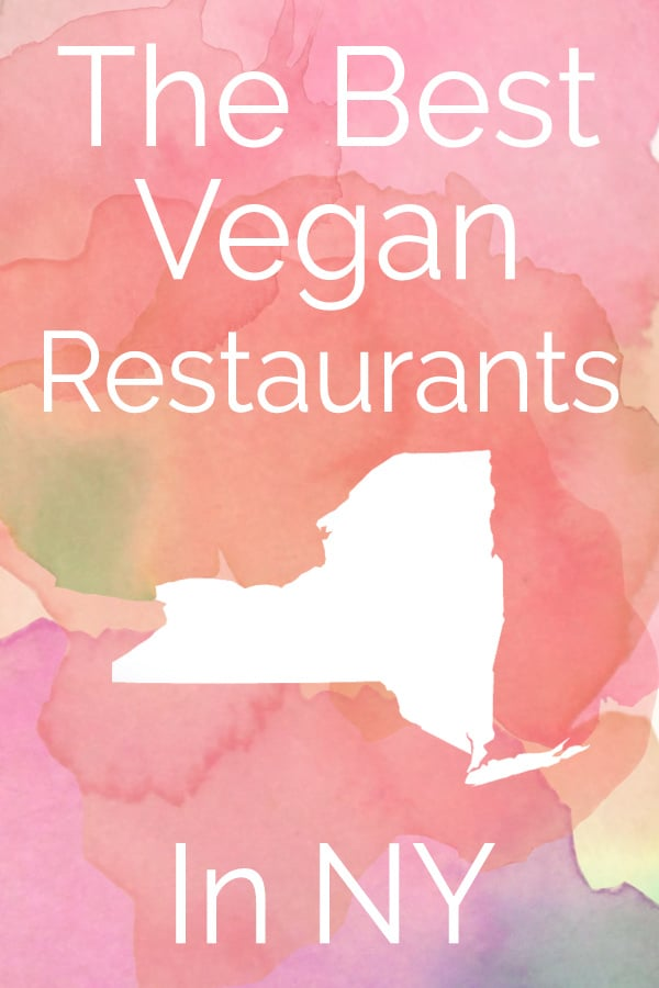 Vegan restaurants in NY