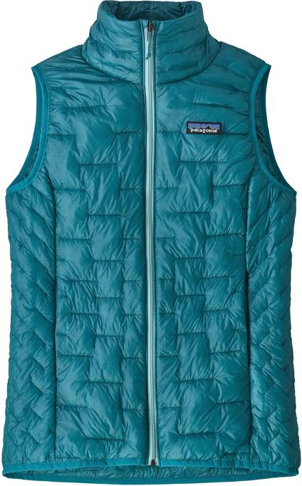 down-free backpacking vest
