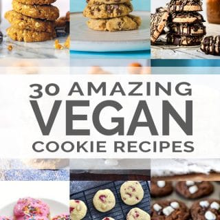 30 vegan cookie recipes