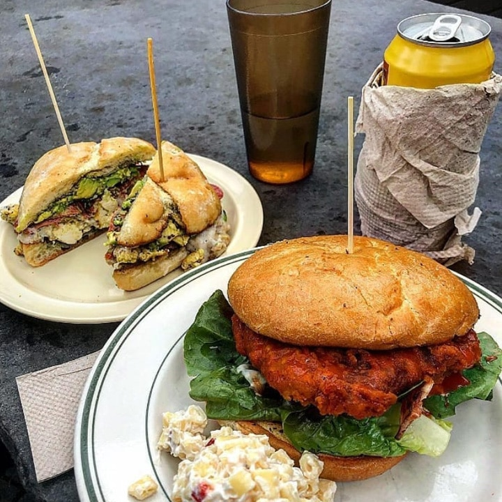 The Butcher's Son: best vegan restaurant in Berkeley