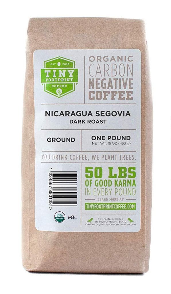 Gift idea: carbon-negative coffee.