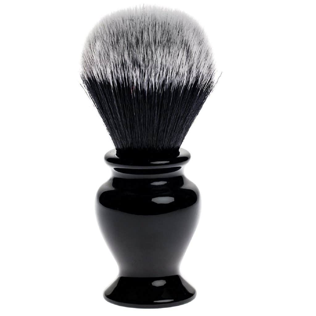Vegan shaving brush.