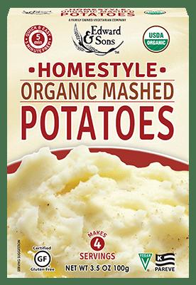 vegan backpacking potatoes